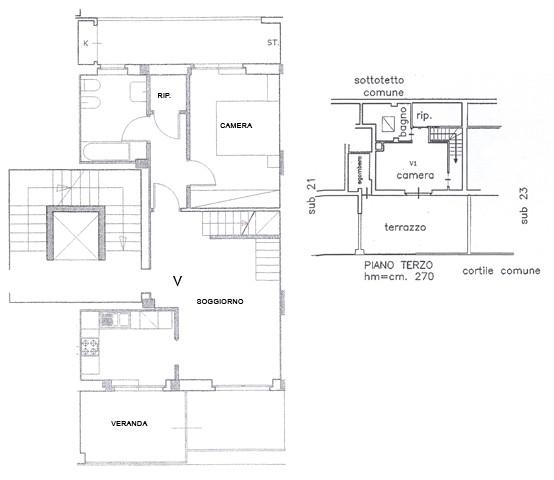 Appartamenti luminosi e alloggi nuova costruzione casa a for Negozio con costi di alloggio
